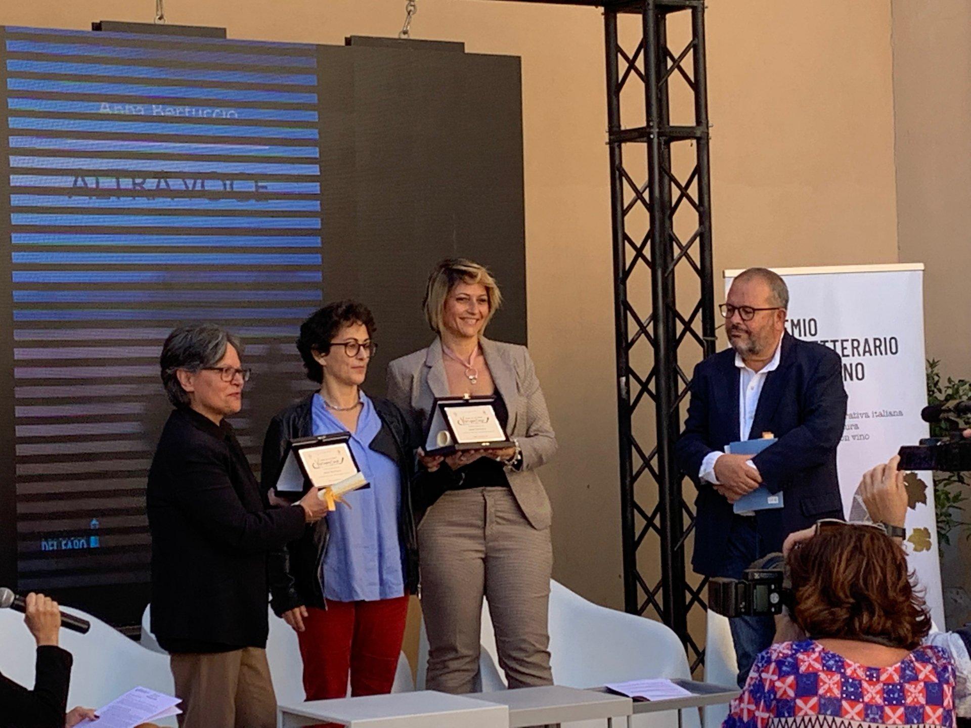 Terza edizione del Premio enoletterario Vermentino 2019, vince il romanzo