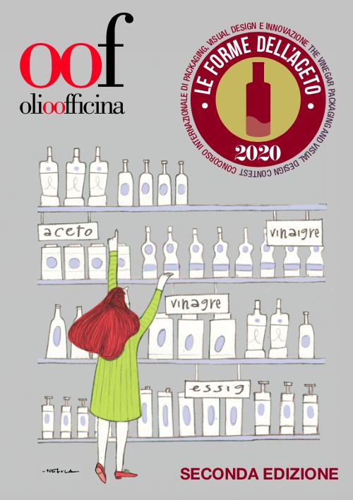 Il packaging degli aceti, un concorso per scoprire le bottiglie più belle
