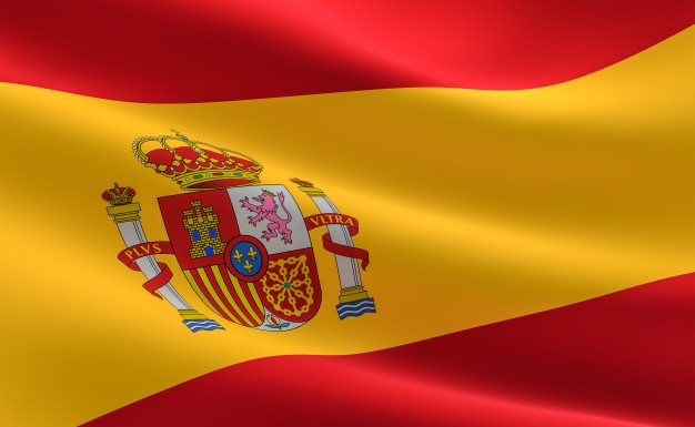 The high patronage of King Felipe VI