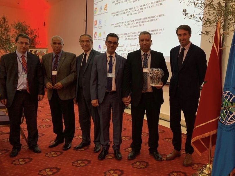 International Olive Council, the results of the 109th session of the Council of Members