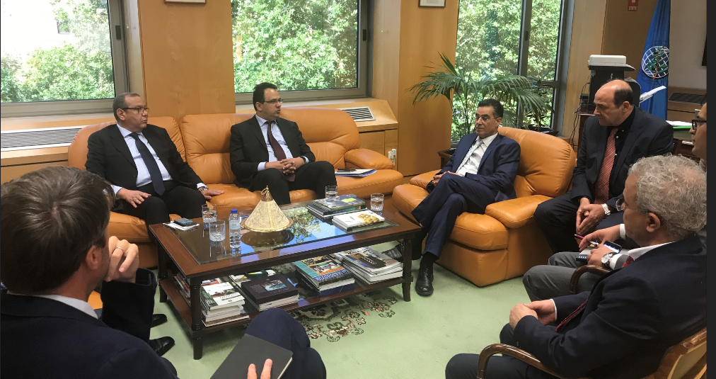 Tunisia and the International Olive Council intensify their collaboration