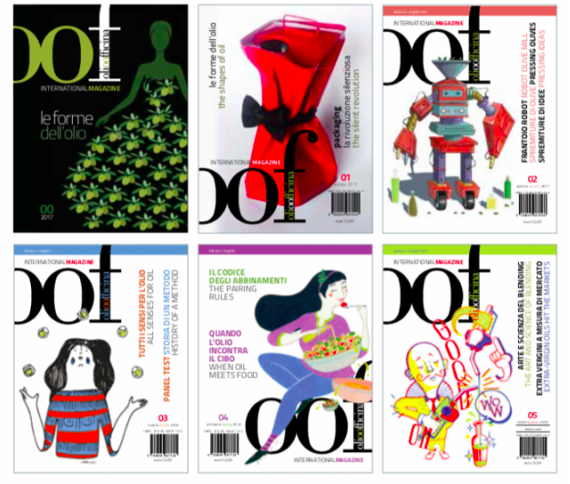 OOF International Magazine, subscribe or gift a subscription