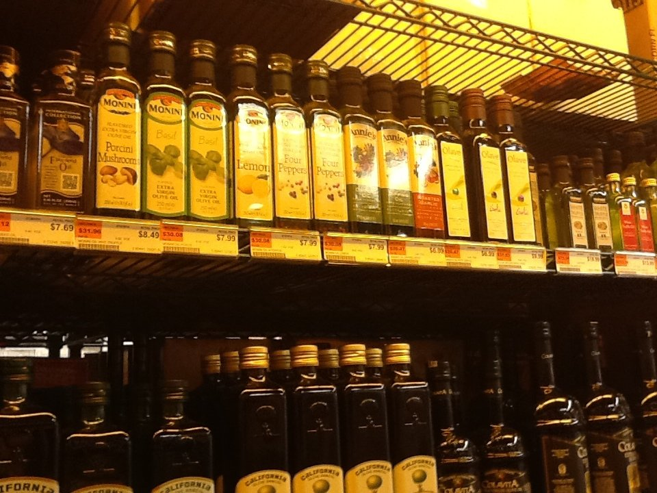 Producer prices olive oil, June 2018