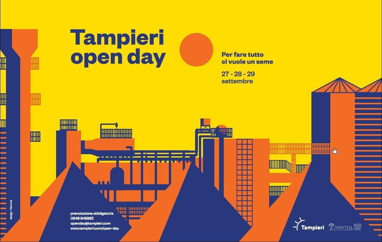 Open day Tampieri, a Faenza tre giorni a disposizione del pubblico per visitare e conoscere un'azienda