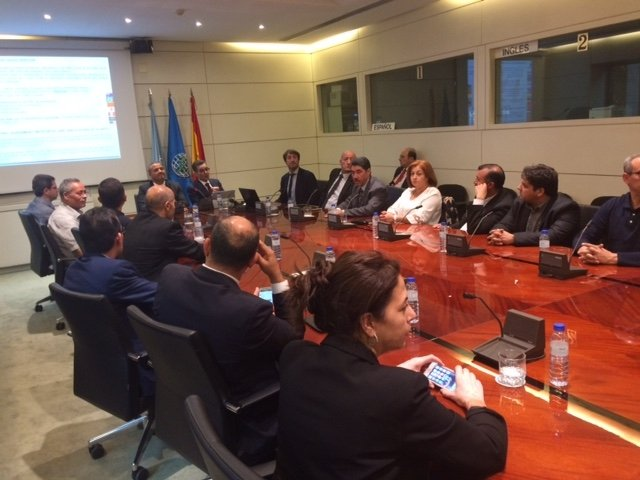 Tunisian MPs visit the International Olive Council