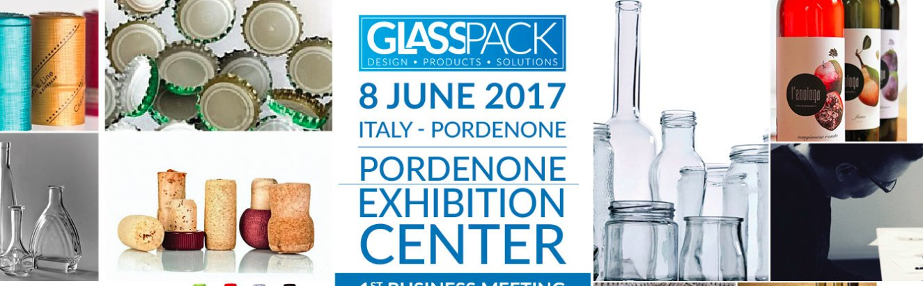 Here are 7 good reasons to schedule a visit to Glass Pack 2017