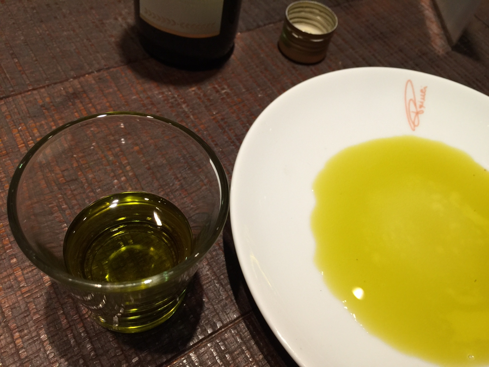 World trade in olive oil and table olives (April 2017)
