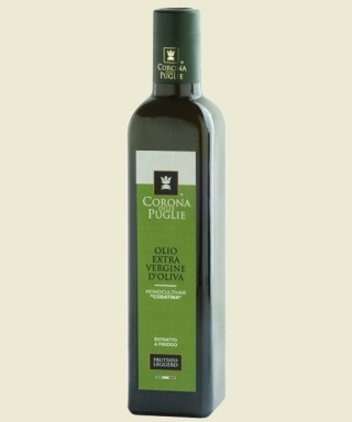 An exciting oil from Coratina olives