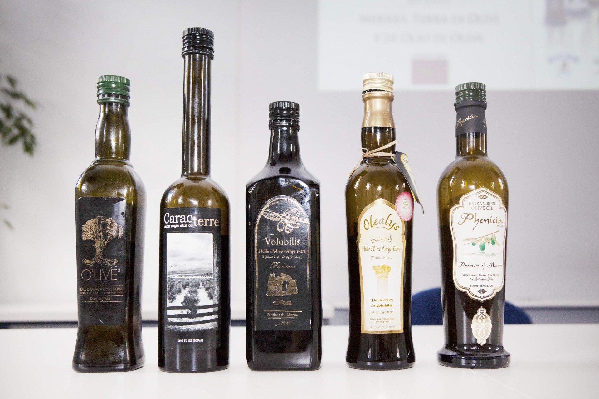 Morocco's olive oil