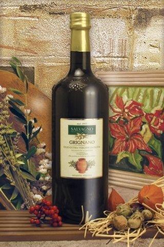 100% Grignano olives