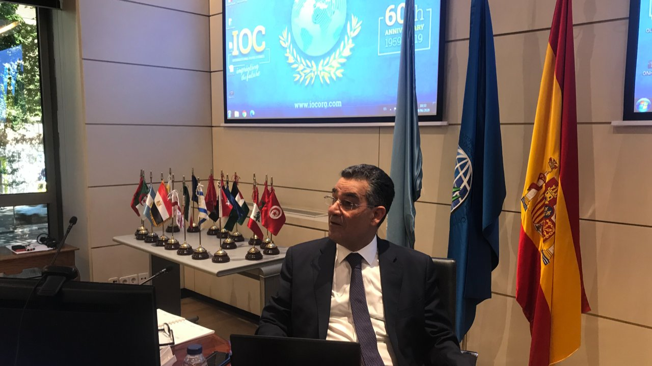 È ufficialmente aperto l'incontro della Commissione per gli Affari amministrativi e finanziari del Coi