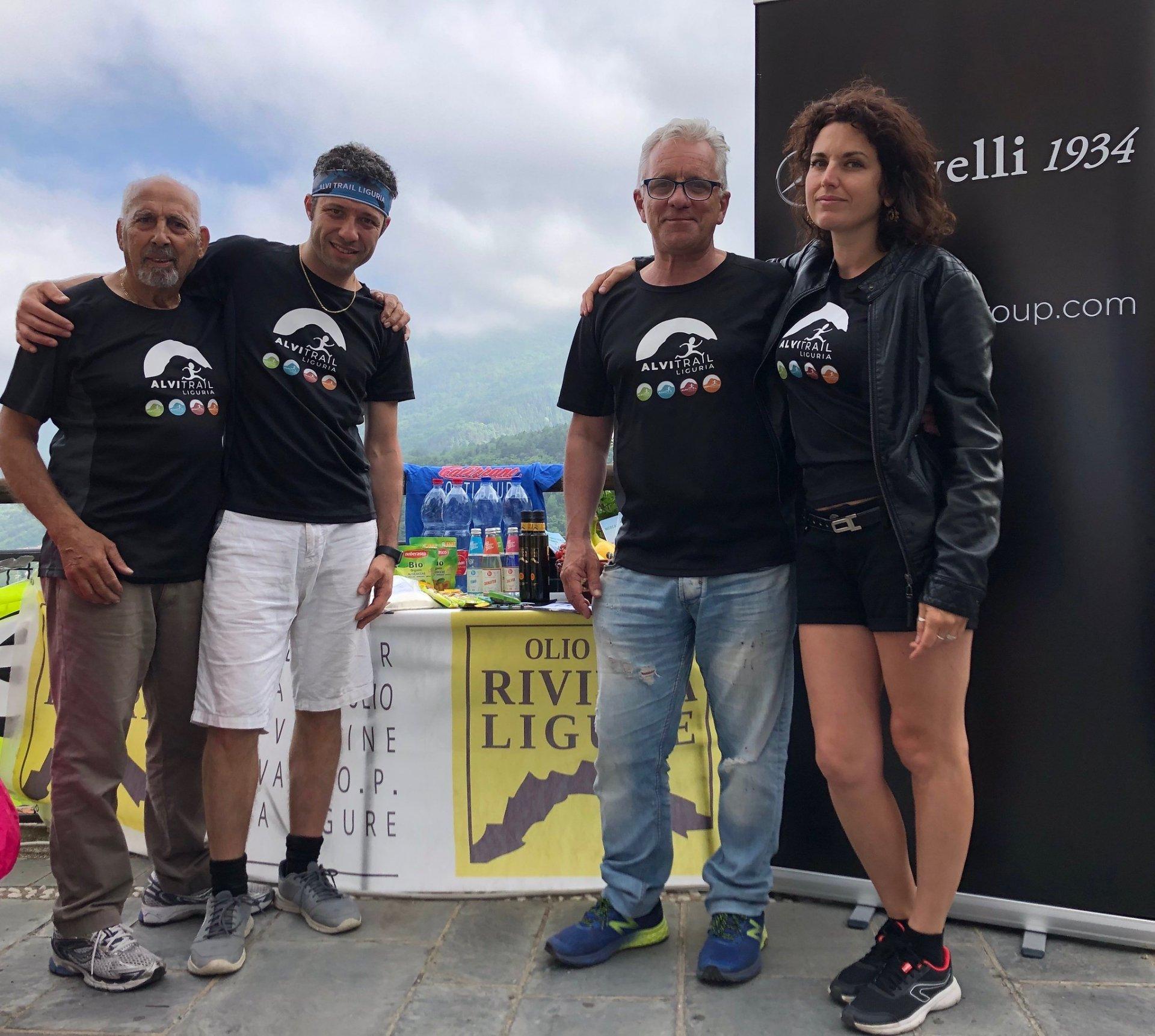 Tra sogno, gusto e territorio: Olio Dop Riviera Ligure accompagna Alvitrail 2019