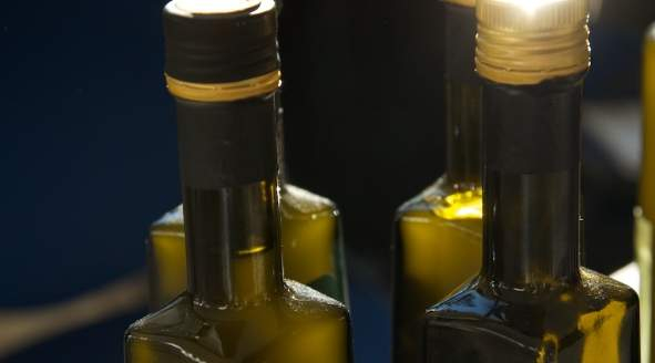 Olive Oil stocked In Italy. Update of 8 July 2020