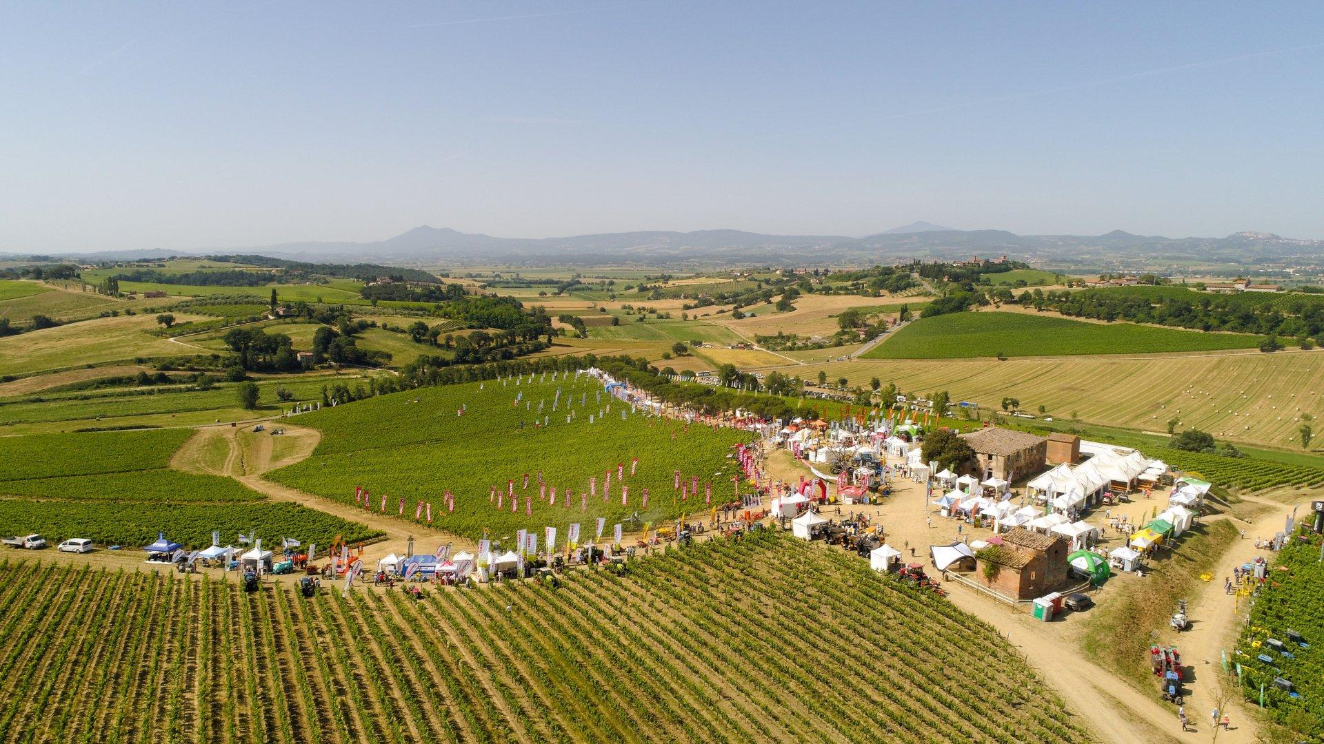 Enovitis in Campo 2019, tecnologia e suolo i punti di forza per il successo del vino
