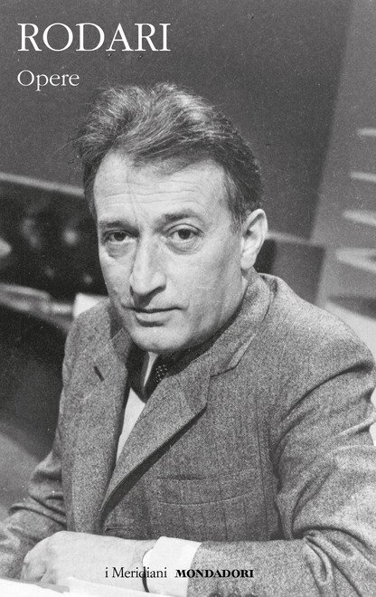 """Il grande scrittore Gianni Rodari celebrato con un """"Meridiano"""""""