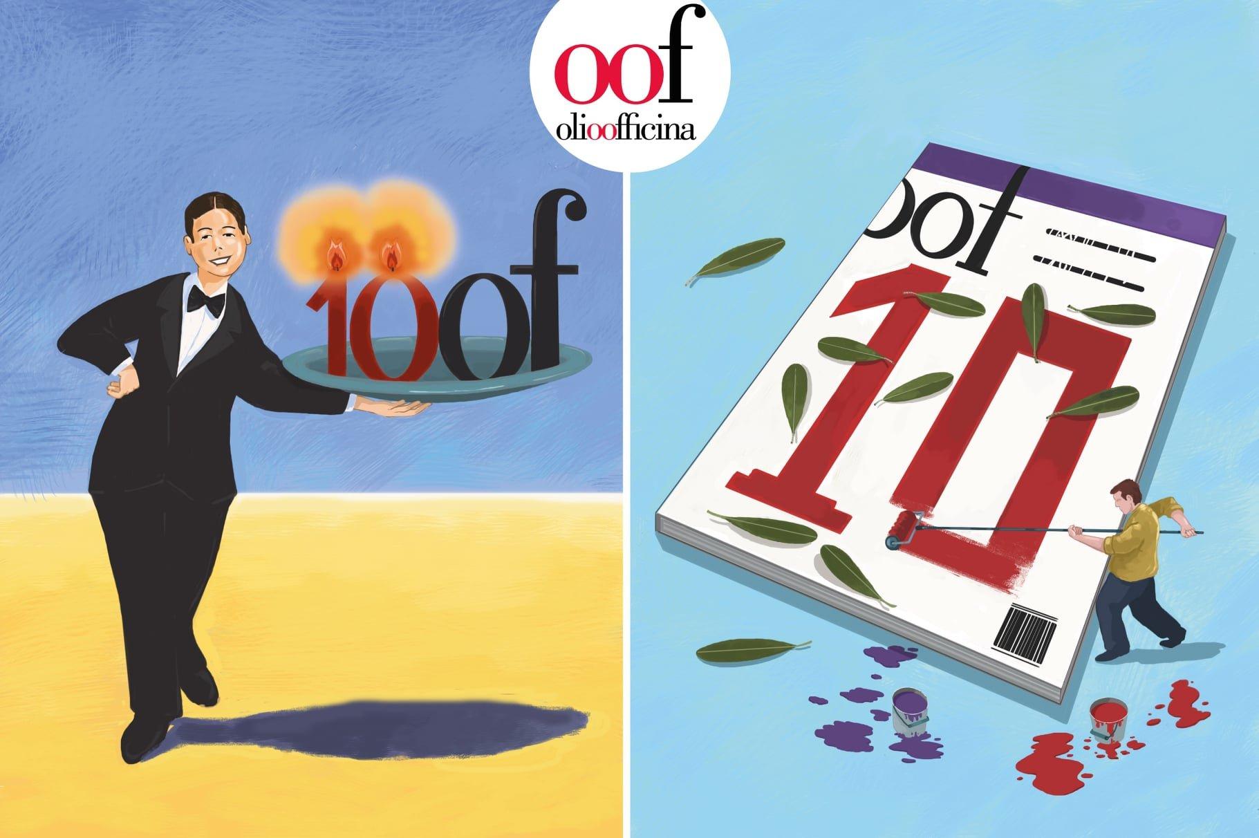 Festeggiamo i 10 anni di Olio Officina