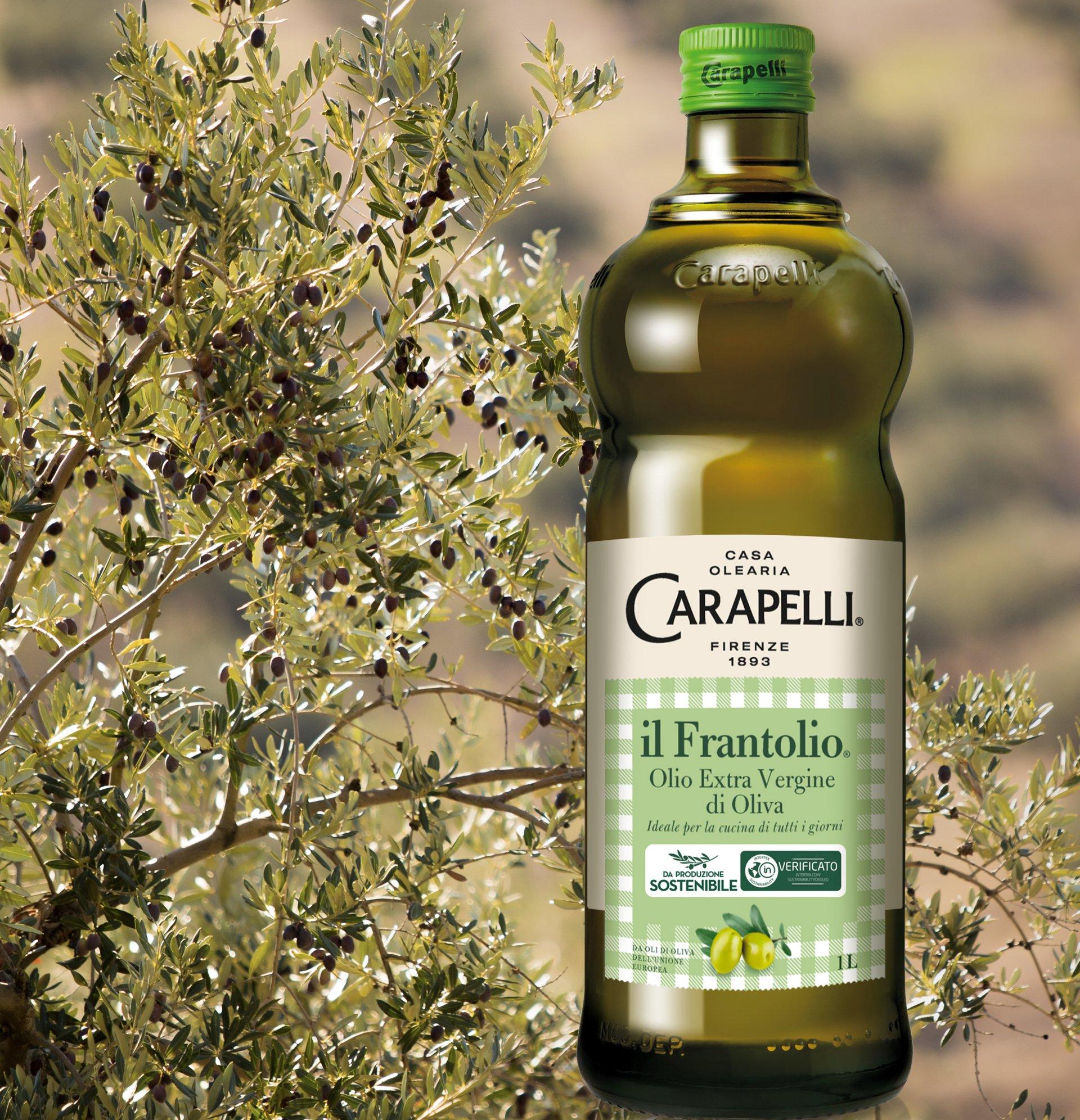 """Carapelli """"Il Frantolio"""": quando la tradizione italiana incontra la sostenibilità"""