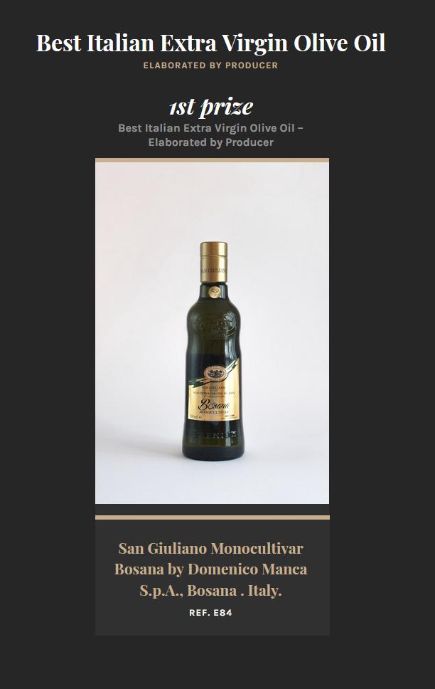 L'Olio San Giuliano conquista la Spagna