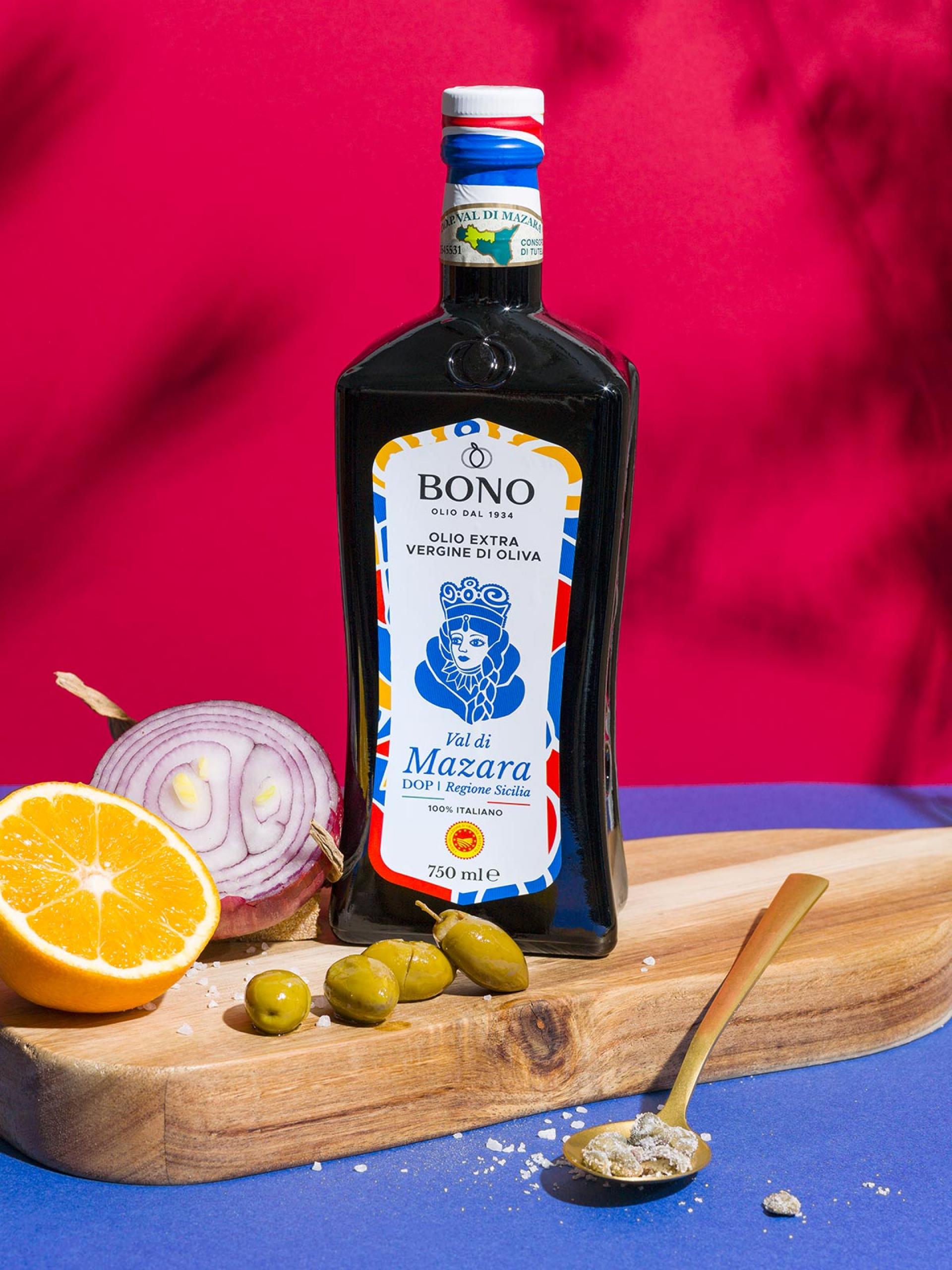 Rebranding Bonolio