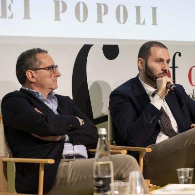 Da sinistra: Massimo Occhinegro, Andrea Carrassi e Daniele Tirelli