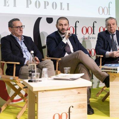 Da sinistra: Massimo Occhinegro, Andrea Carrassi, Daniele Tirelli e Mauro Tosini