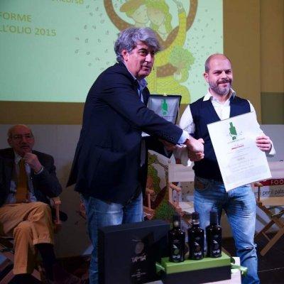 Gualtiero Marchesi con Paola Manfredini
