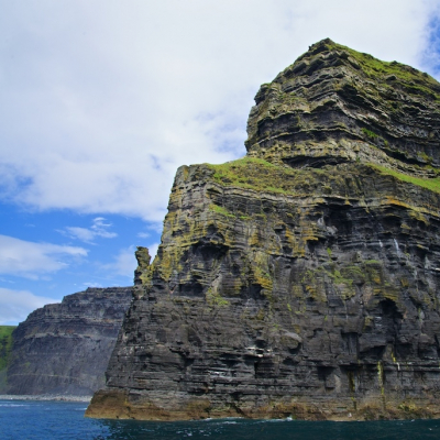 Clifs of moher - Visione dal mare