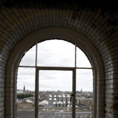 Guinnes factory - Panorama