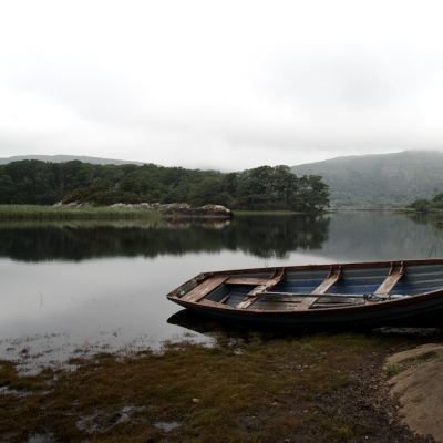 Looscaunagh Lough - Killarney