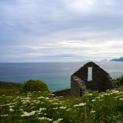 Ring of Dingle - Casa e mare