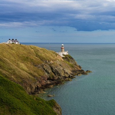 Bally lighthouse - Dublin