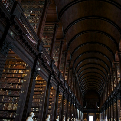 Trinity College - Dublino