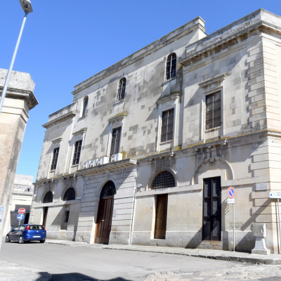 La sede dello storico pastificio inaugurato il 7 luglio 1918