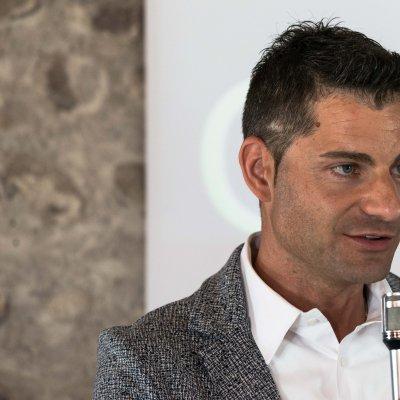 Il vicepresidente del Consorzio Dop Garda Andrea Bertazzi