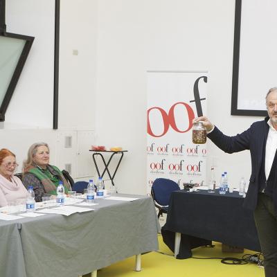 Roberto De Andreis a Olio Officina Festival 2018