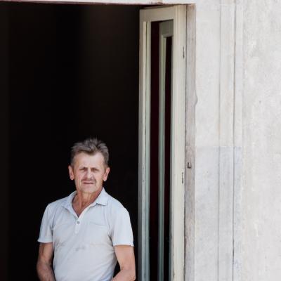 Mikhail Baryshnikov Premio Monini Una Finestra sui Due Mondi 2012 - © Fabian Cevallos