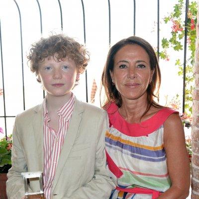 Maria Flora Monini premia Thomas Copeland - Premio Speciale Monini 2012 © Fabian Cevallos