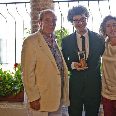 Matthew Aucoin premio speciale 2013 © Fabian Cevallos