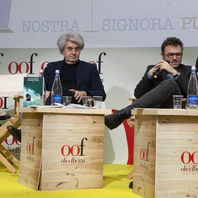Luigi Caricato, Paolo Giordano e Antonio Pascale