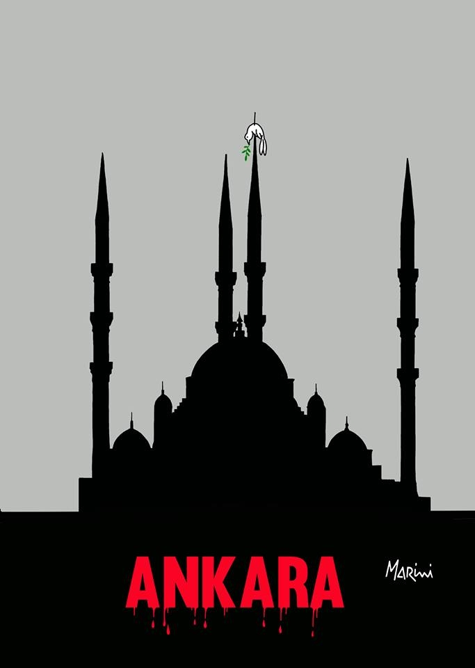 Ankara Suffers