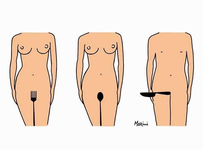 Spoony cutlery