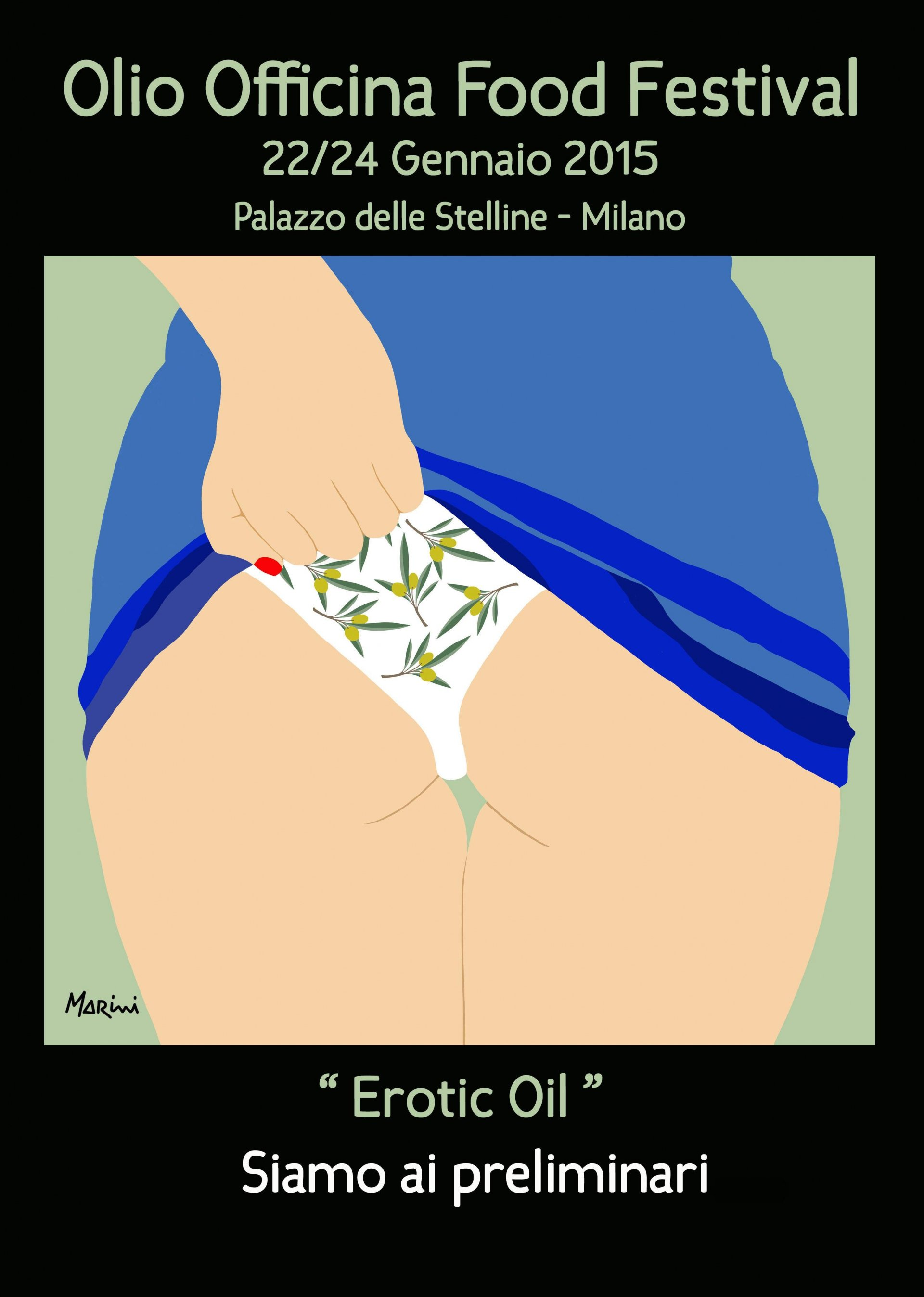 Erotic oil number one
