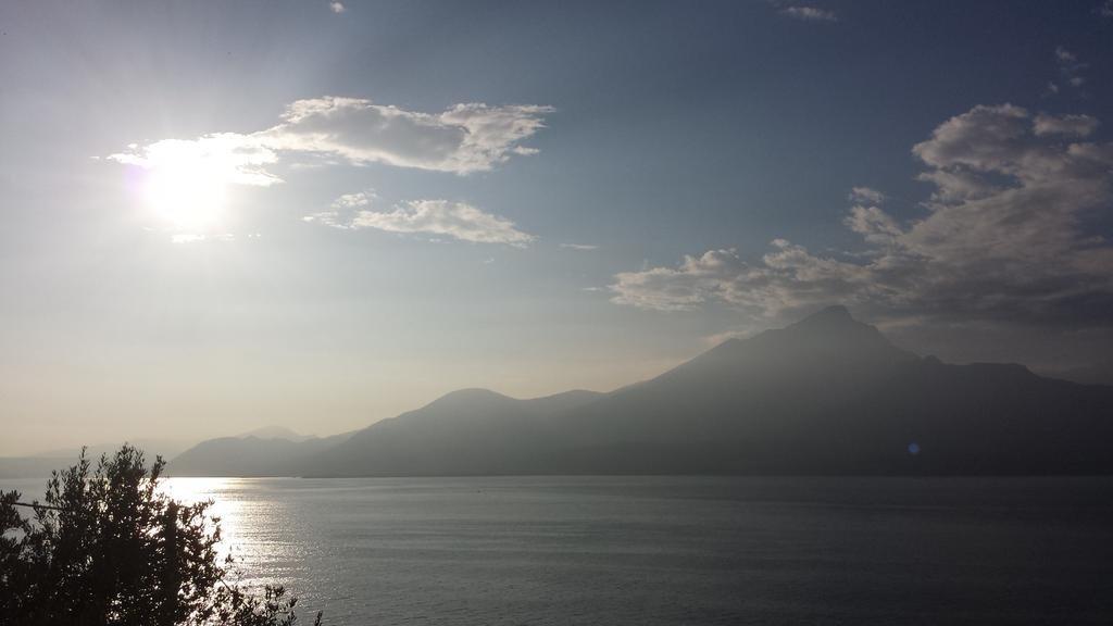 Autumn light, Garda lake