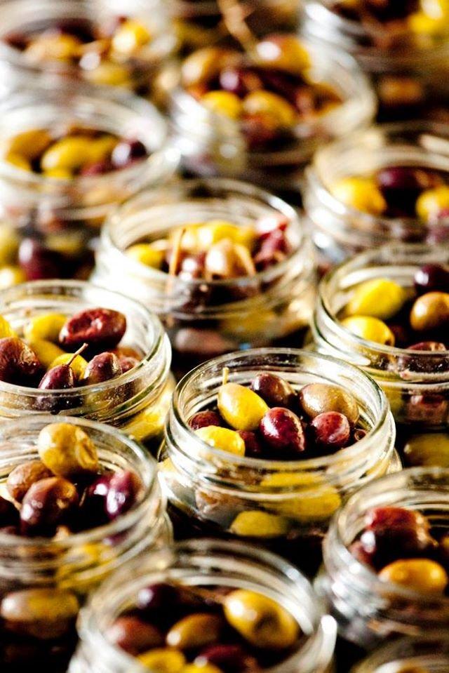 L'oliva Taggiasca in tutta la sua bellezza