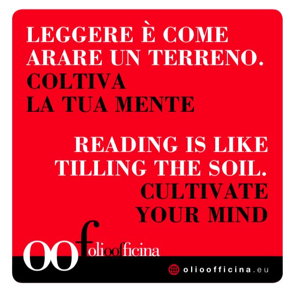 Leggere è come arare