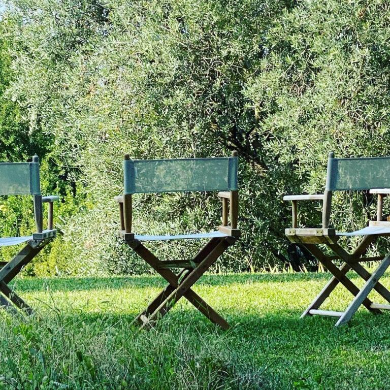 Relax tra gli olivi