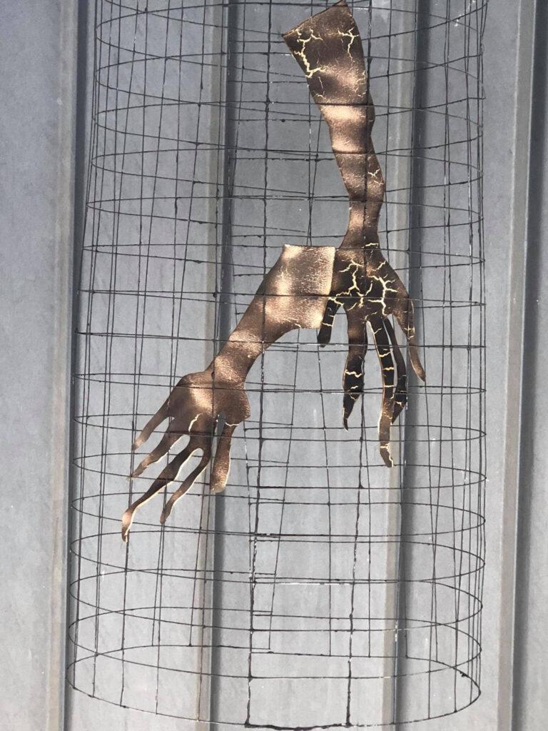 La Gabbia dell'artista topylabrys