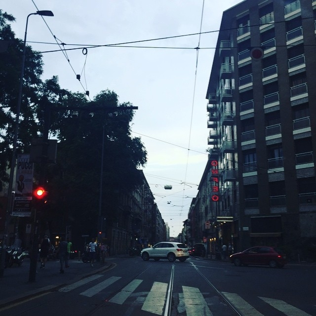 Olio Officina è a Milano