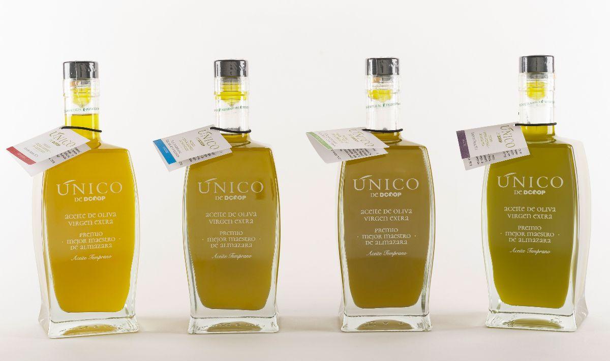 Aceite de oliva virgen extra Unico
