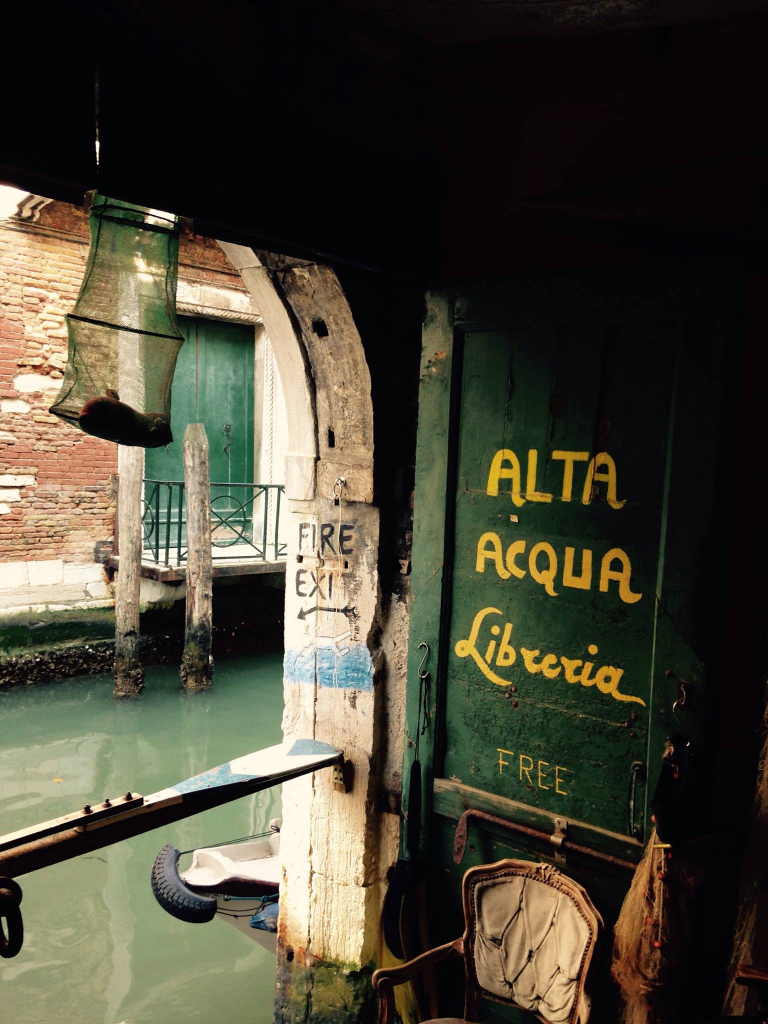 Nella Venezia desolata